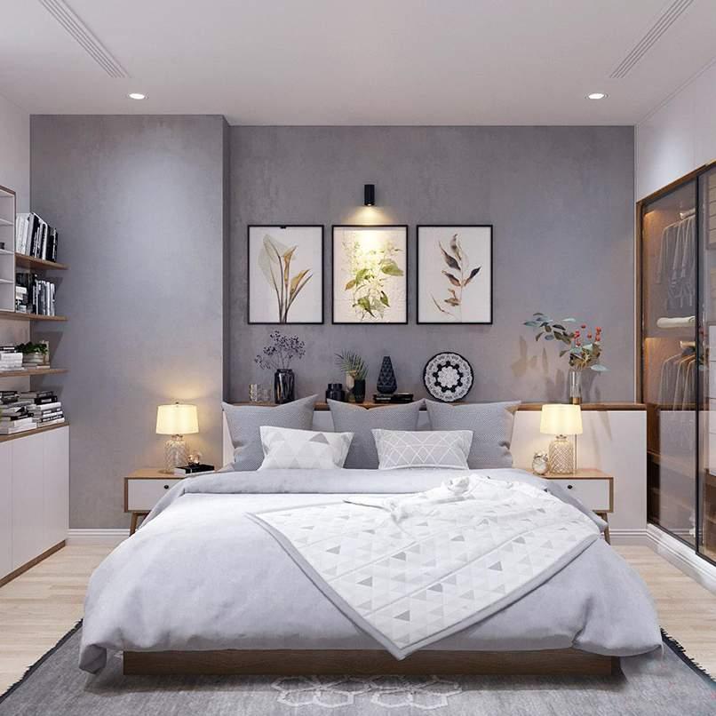 Tìm hiểu chi tiết bên trong căn hộ một phòng ngủ tiện lợi