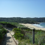 Track down to Congwong Beach near La Perouse (308627)