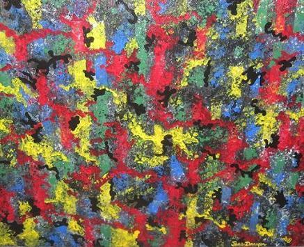 """Within"" by artist Jessica Dreyer."