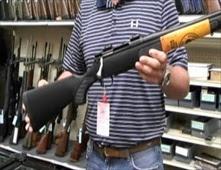بندقية مجانية مع كلّ خاتم خطوبة