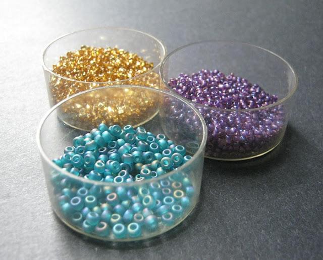 Sugar Plum Bead Palette Idea