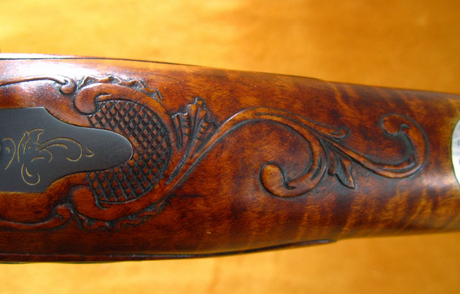 Contemporary makers william madden rifle