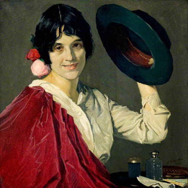 William Strang - Good Morning, Señor
