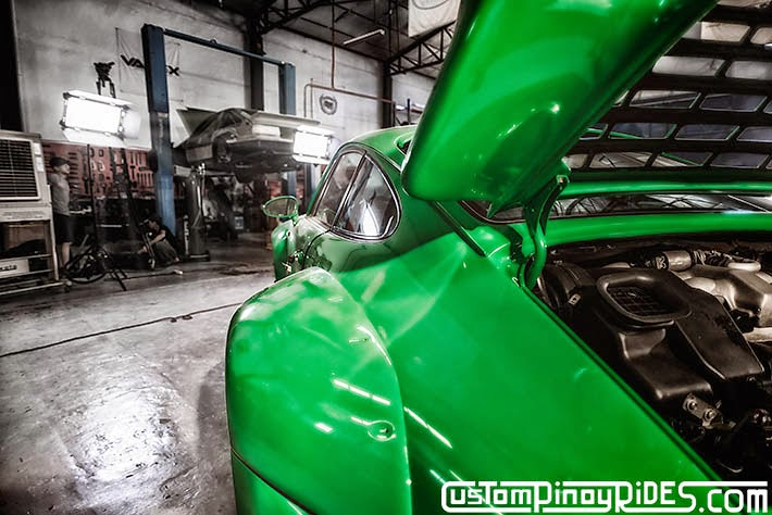 Nakai-San builds RWB Manila 5 MENAGE A TROIS The Build Up Custom Pinoy Rides Car Photography Philippines Philip Aragones pic14