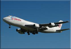 Boeing 747-200 de Air Pullmantur