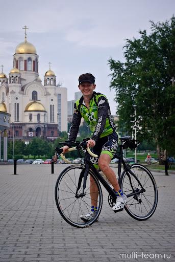 Ironman Nice 2012 - Команда Multi-Team