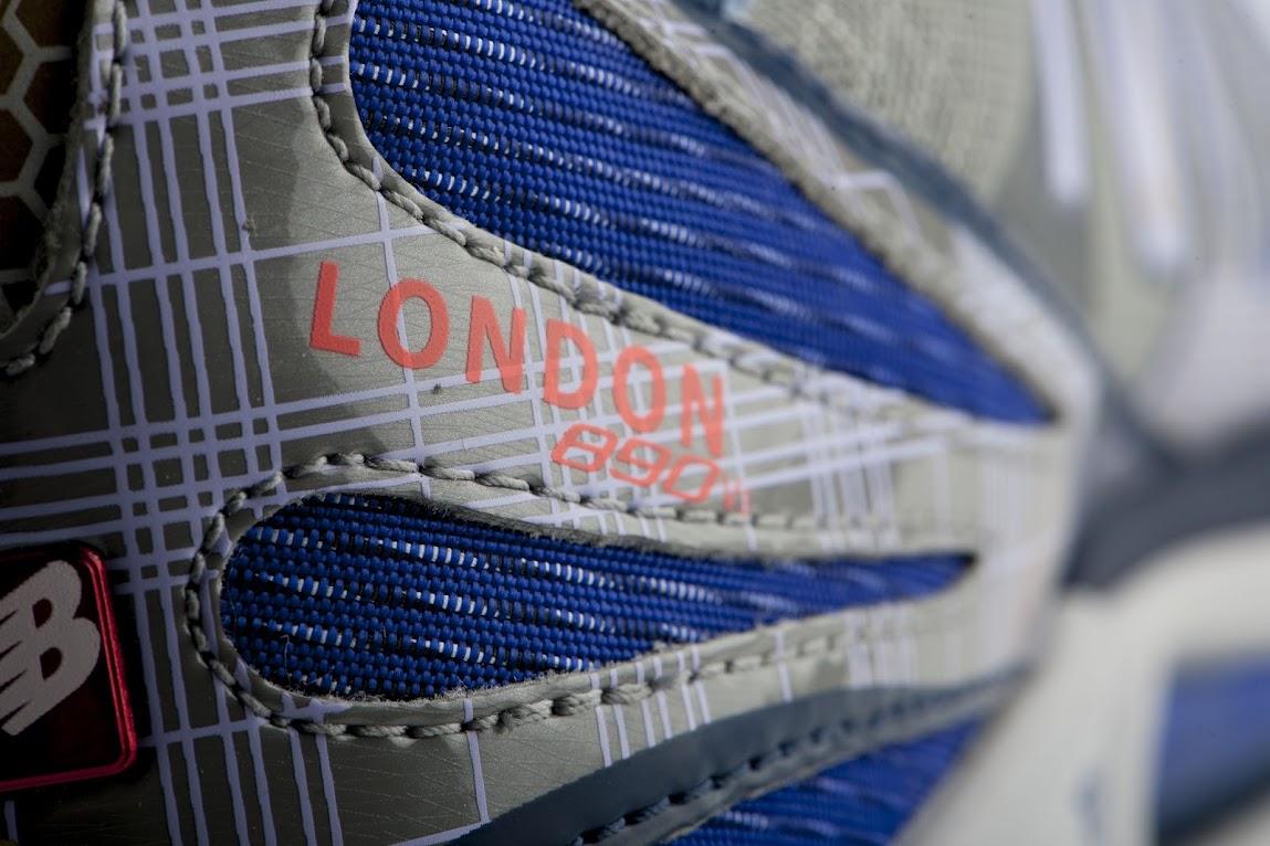 *New Balance 超輕量跑鞋:890城市紀念款! 7