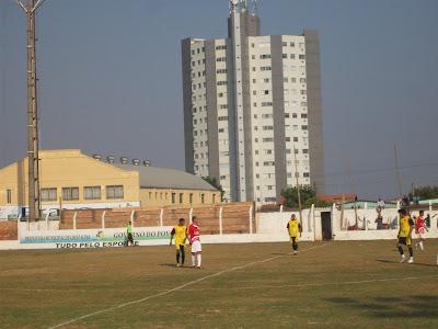 Estádio de Futebol de Cristalina
