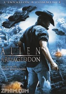 Đại Chiến Người Ngoài Hành Tinh - Alien Armageddon (2011) Poster