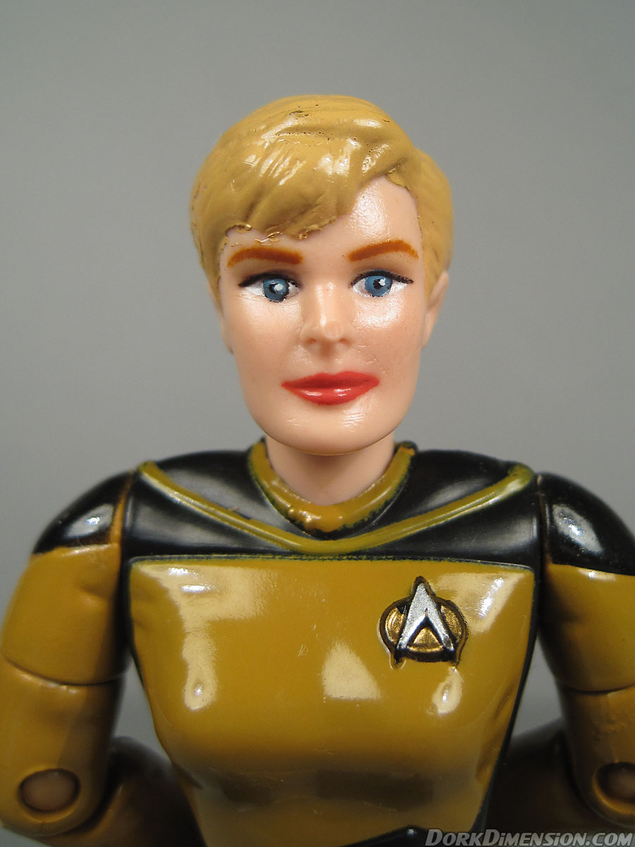 Dork Dimension: Toy Tribute: Next Generation Starfleet ...