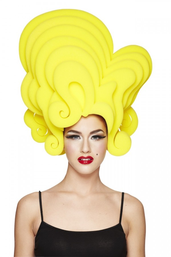 TARGET is Wigging Out Over Chris March's Halloween Wig Collection