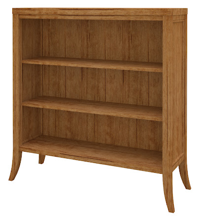 Strafford Standard Bookshelf in Como Maple
