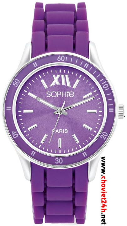 Đồng hồ nữ Sophie Vlachoy - WPU245
