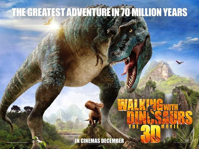 Περπατώντας με τους Δεινοσαύρους Walking With Dinosaurs Wallpaper
