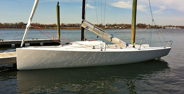 J/70 speedster- the one-design sailboat for the next-generation