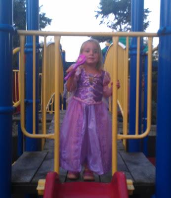 POD: Princess in the Park