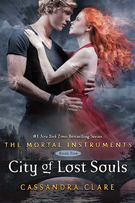 Series Review: City of Lost Souls (The Mortal Instruments, Book #5), By Cassandra Clare Cover art