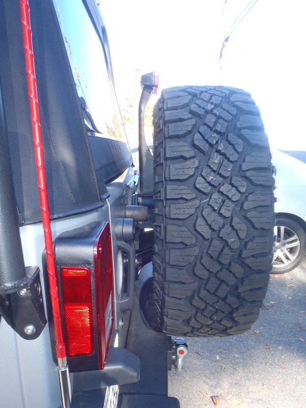 Teraflex Tire Carrier For 35 Page 2 Jeep Wrangler Forum