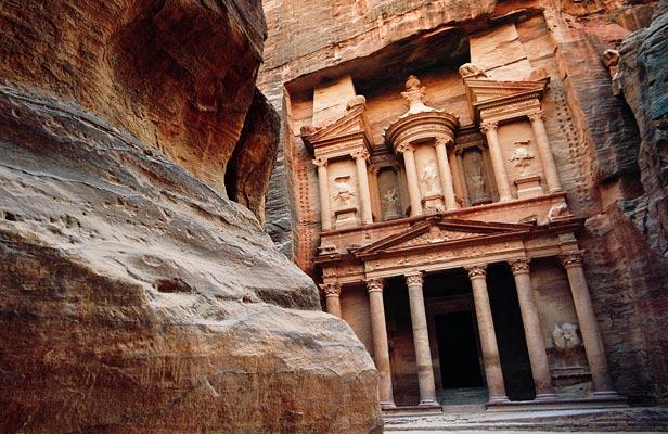 Petra | Le sette meraviglie del mondo