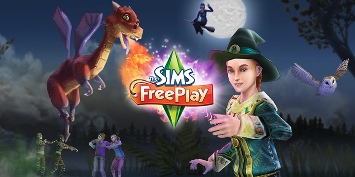 sims freeplay spreukenboek magie
