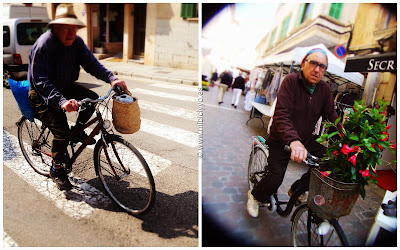 ciclistas Santanyi