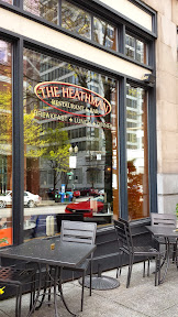 Heathman Hotel restaurant and bar