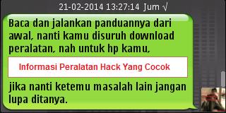 cara hack