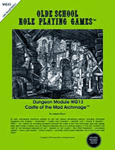 Castle Of The Mad Archmage December Release Now Available