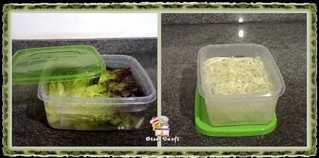 Conservando verduras 1
