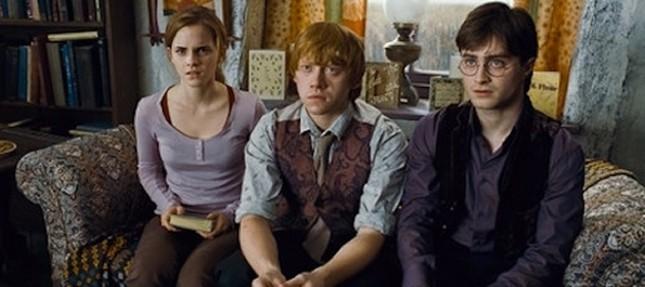แฮร์รี่, รอน และเฮอร์ไมโอนี่