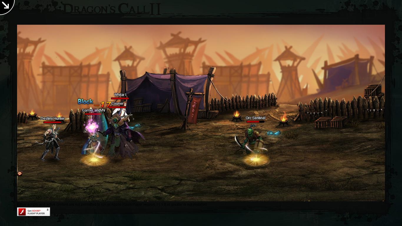Một số hình ảnh về webgame Dragon's Call 2 - Ảnh 28