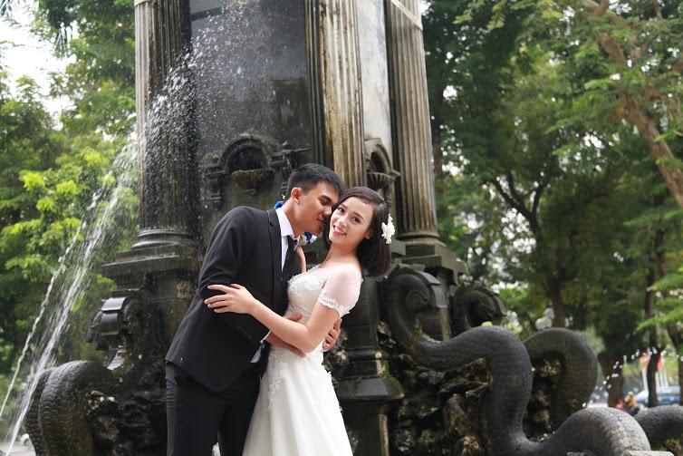 bộ album ảnh cưới đẹp