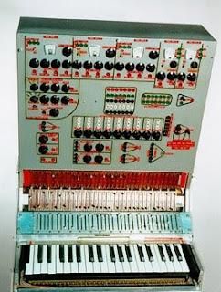 El Polyphone Synthesizer de Hugh Le Caine