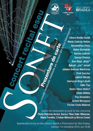 Sonet Bihorean - concert şi lansare de carte #1