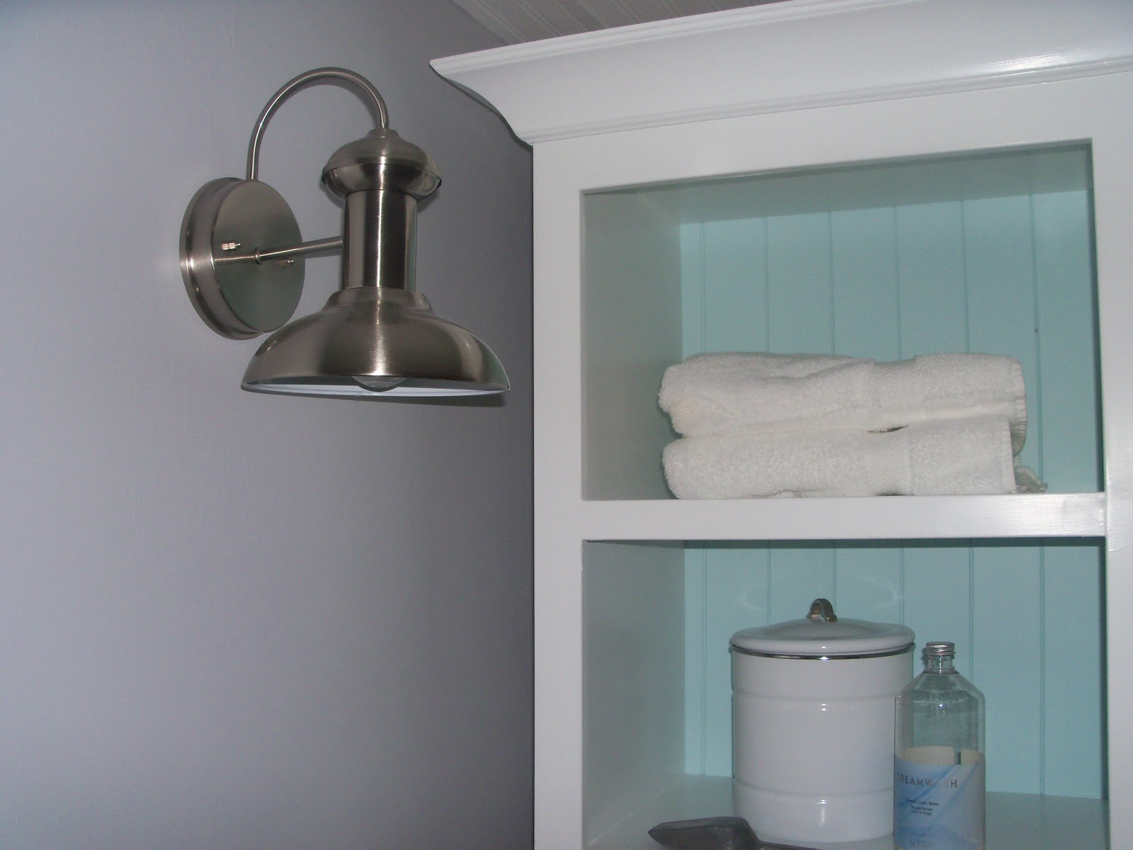 Home To Stay: Laundry Room Sneak Peak