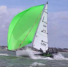 J/80s sailed the Island Double Race!