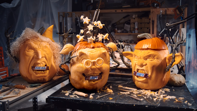 SNICKERS — Hungry For Halloween?