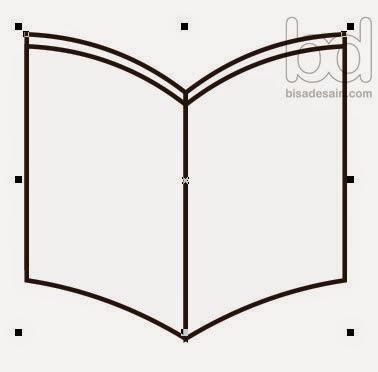 Gambar 09 - Cara Mudah Membuat Logo dengan Corel Draw