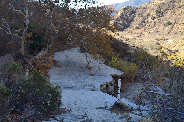 Ford along Castaic Creek