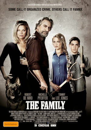 Filme Poster A Família DVDRip XviD & RMVB Legendado