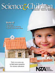 Cover of December 2012 Science and Children