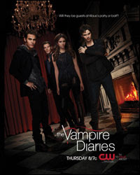 Download Seriado The Vampire Diaries – 4ª Temporada DVDRip RMVB Legendado