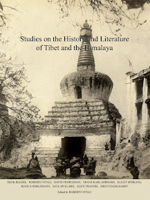 [Vitali: Studies on the History and Literature of Tibet and the Himalaya, 2012]