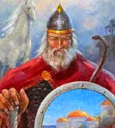 Первый русский князь Рус: кем был легендарный властитель?