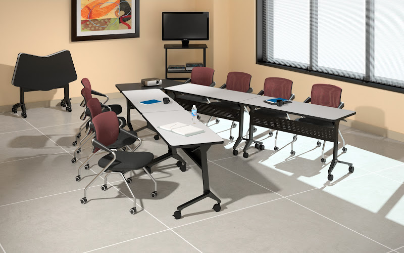 WoW | Classroom And Training Room Chairs | Enhance Your Students Learning  Space