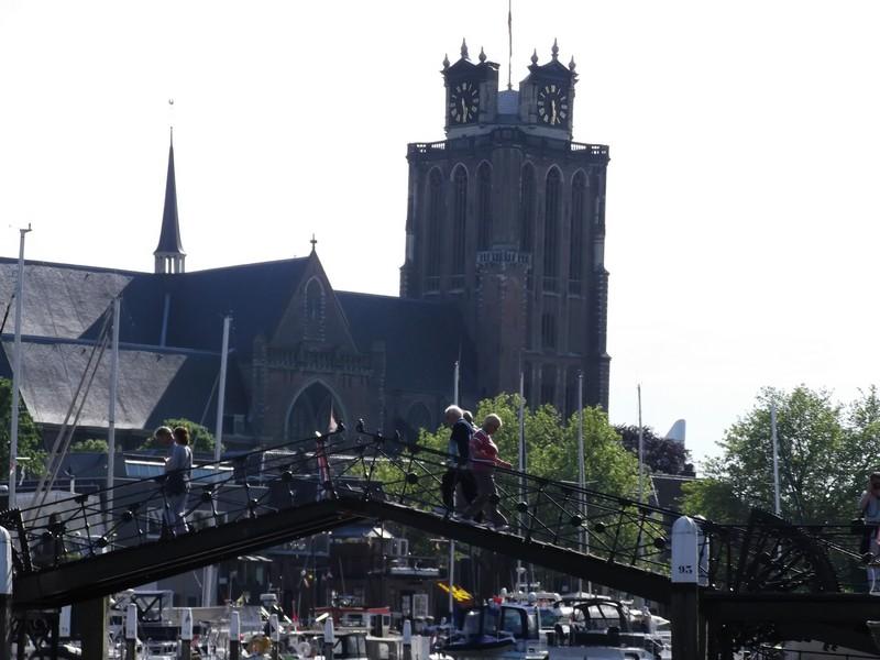 Dordrecht Ponte in due