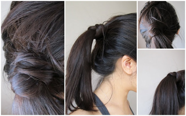 hairstyle, ponytail, the best beauty blog