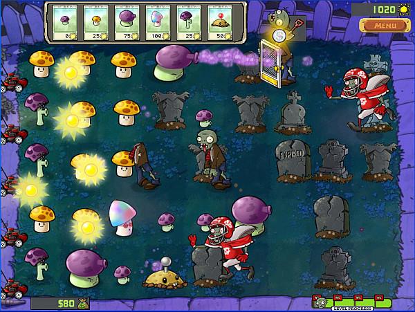Đề tài: Plants vs Zombies - Game chiến thuật đắt khách