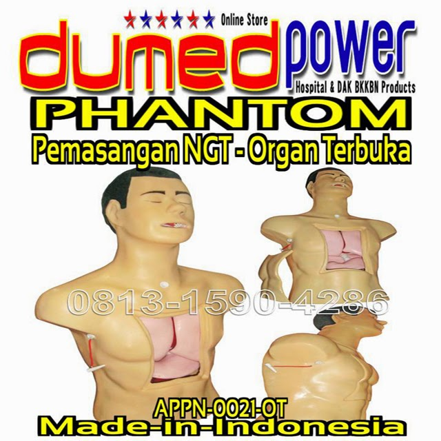 Phantom-Alat-Peraga-Pemasangan-NGT-Silikon-Made-in-Indonesia