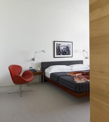 700 ccs cowper st bedroom Rumah Indah Yang Terbuat Dari Tanah